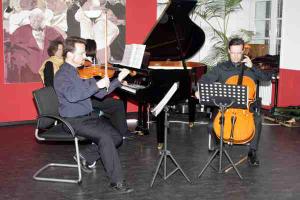 Konzertbericht Mozart-Matinée: