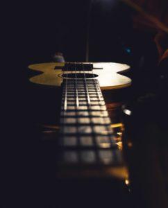 Akkustische Gitarre