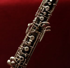 Oboe - Detailansicht